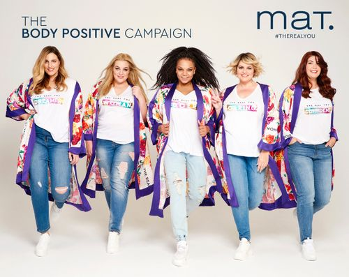 The Body Positive - MAT Fashion