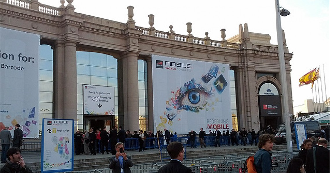H Hotech στο World Mobile Congress 2013