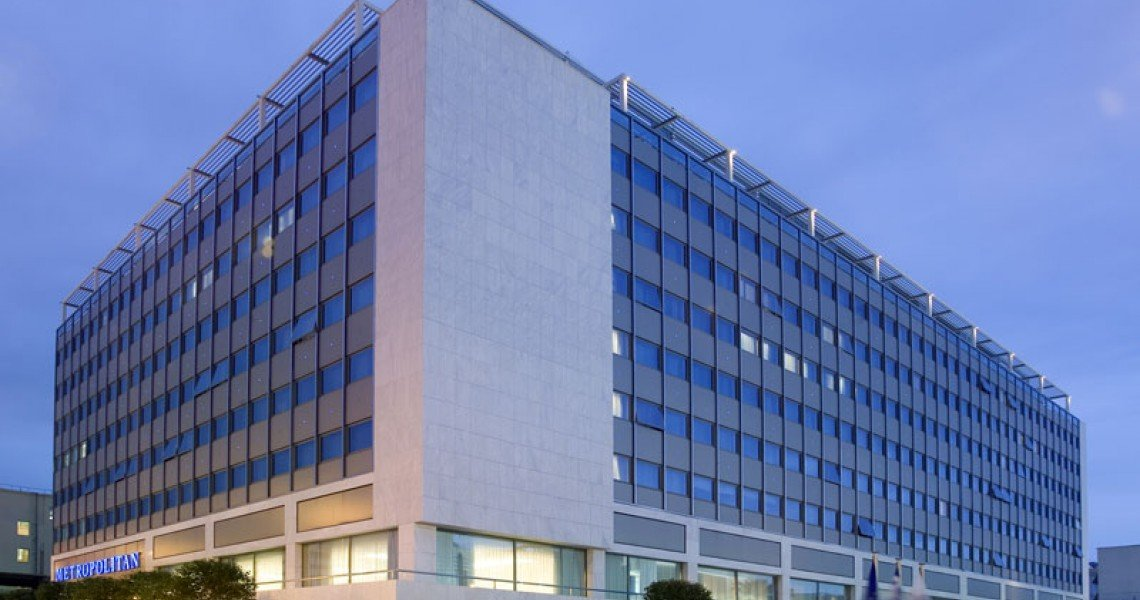 Metropolitan: Πιστοποιείται ως Medical Tourism Friendly Hotel (MTFH) από την TÜV Rheinland Hellas