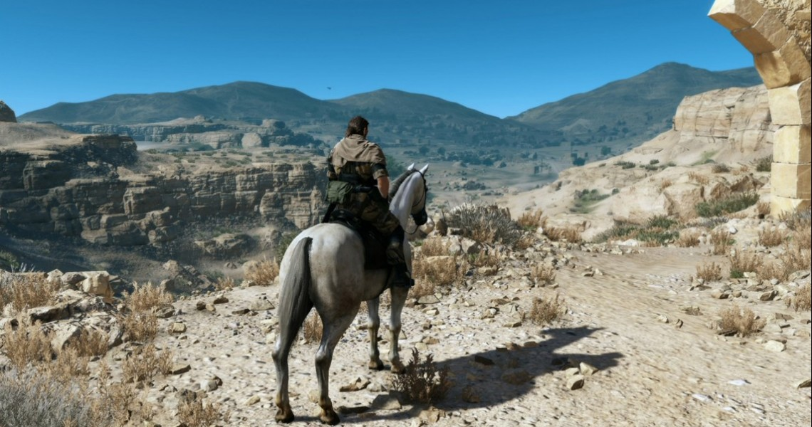 To Metal Gear Solid V θα έχει multiplayer