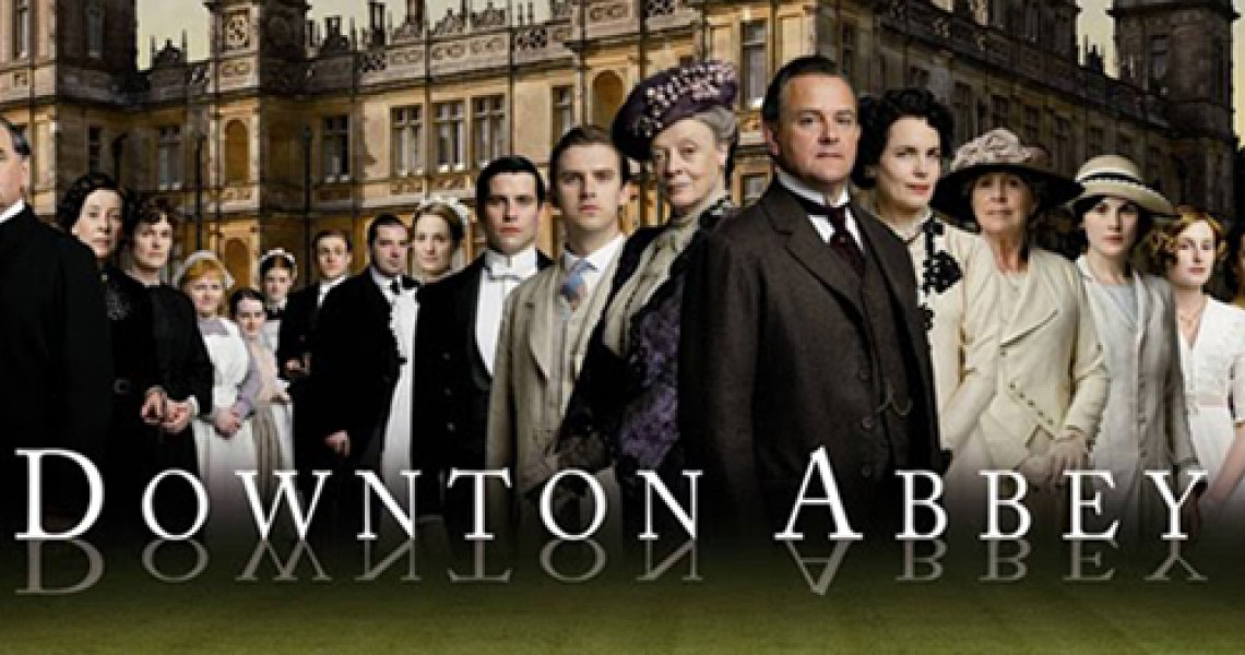 Το Downton Abbey στον OTE TV