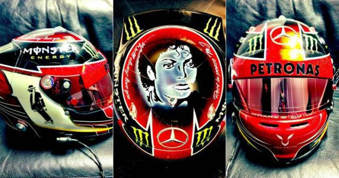Smooth Criminal Lewis Hamilton! (φωτό)