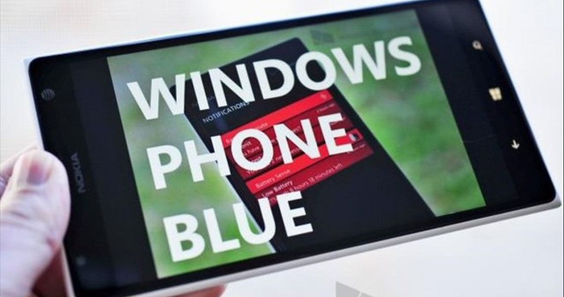 Eν αναμονή του Windows Phone 8.1 Blue