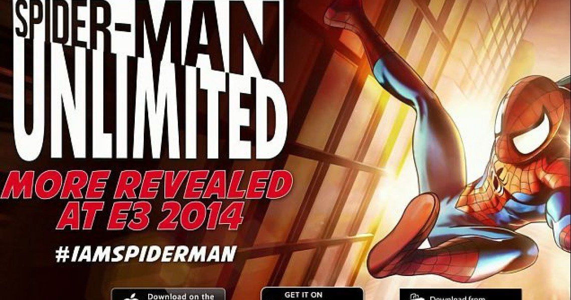 «Spider-Man Unlimited» για iOS και Android (Βίντεο)