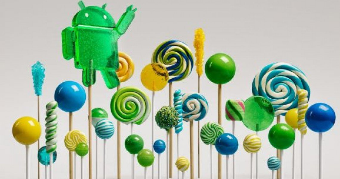 Ήρθε το Android 5.0 Lollipop
