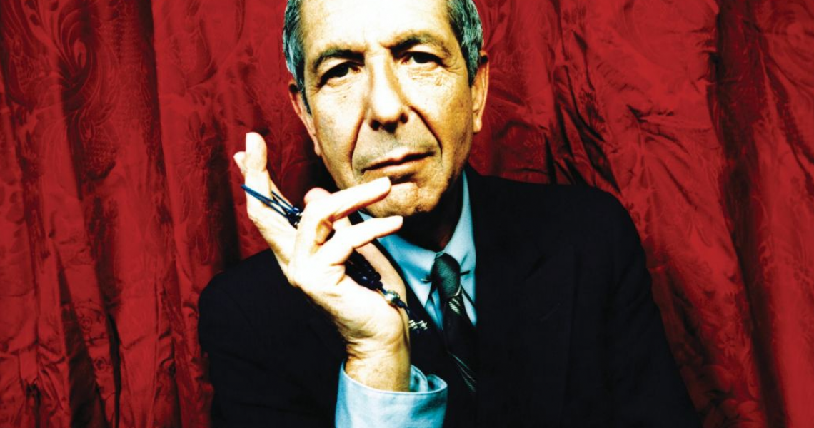 «In My Secret Life»... Leonard Cohen