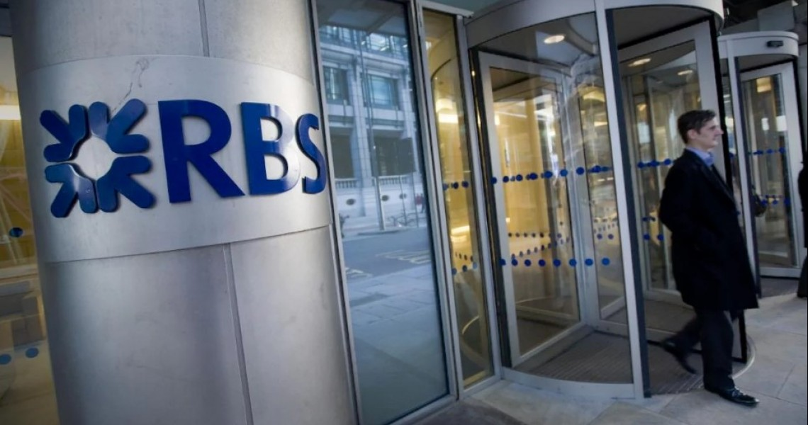 Δεν πέρασε τα stress tests η Royal Bank of Scotland