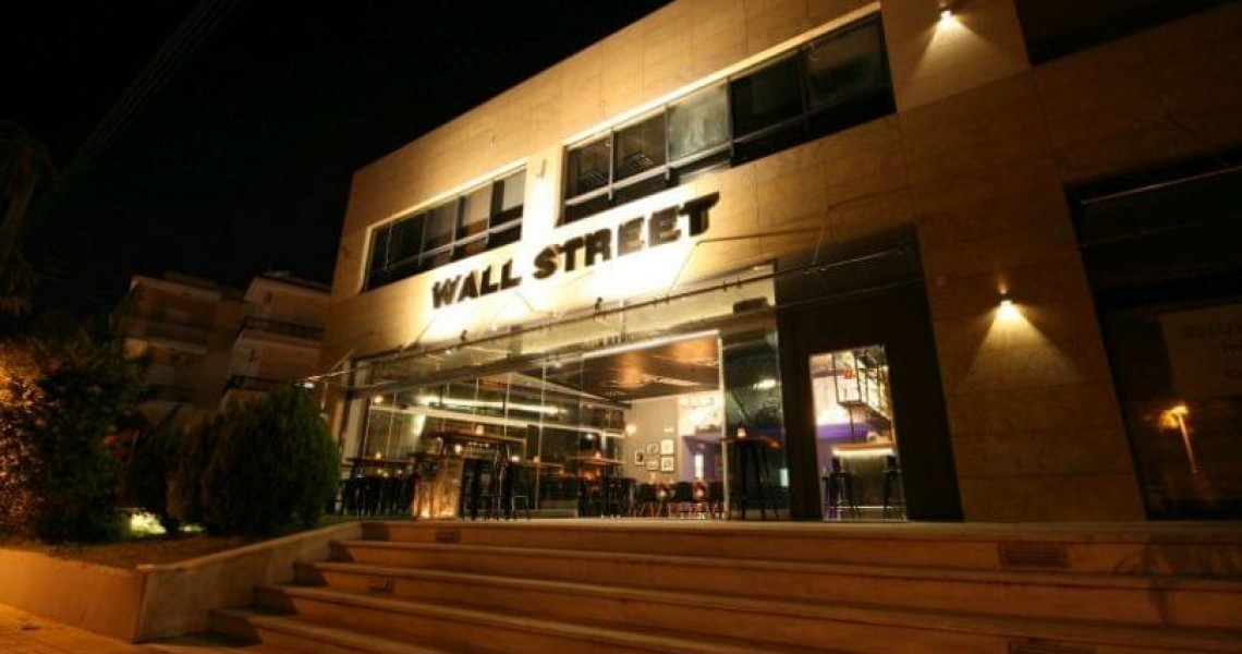 ''Wall Street'' Food & Bar