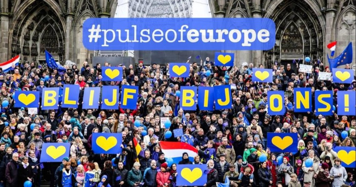 «Pulse of Europe»: Ένα νέο κίνημα υπέρ της Ευρώπης
