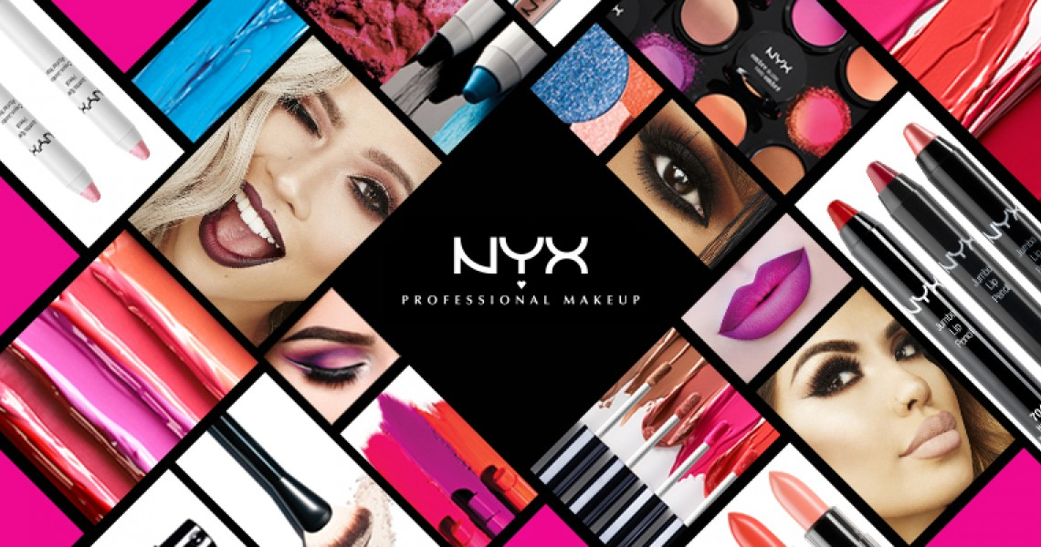 H NYX Professional Makeup  έρχεται και στην Αθήνα