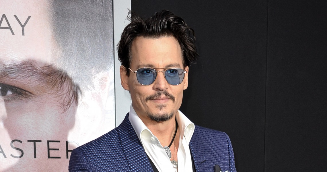 Johnny Depp: Δεν θέλω να κερδίσω Όσκαρ!