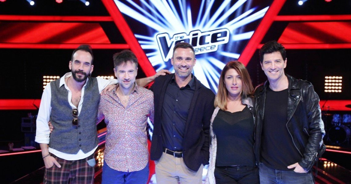 «The Voice of Greece» - Πρεμιέρα: Τετάρτη 16 Νοεμβρίου