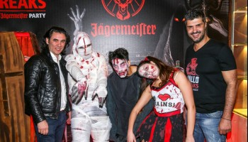 Hallo Freaks by Jägermeister @ Lohan Night Club