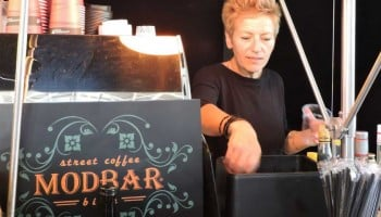 Modbar Street Coffee Bike