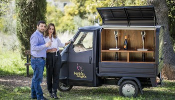 Prosecco van Bubble Couple