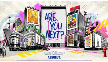 Πάρτε μέρος: Absolut Creative Competition