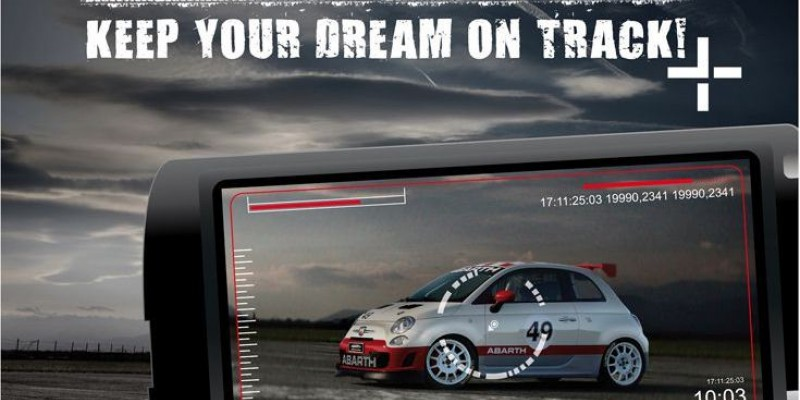 "Abarth ""Make it your race 2012"""