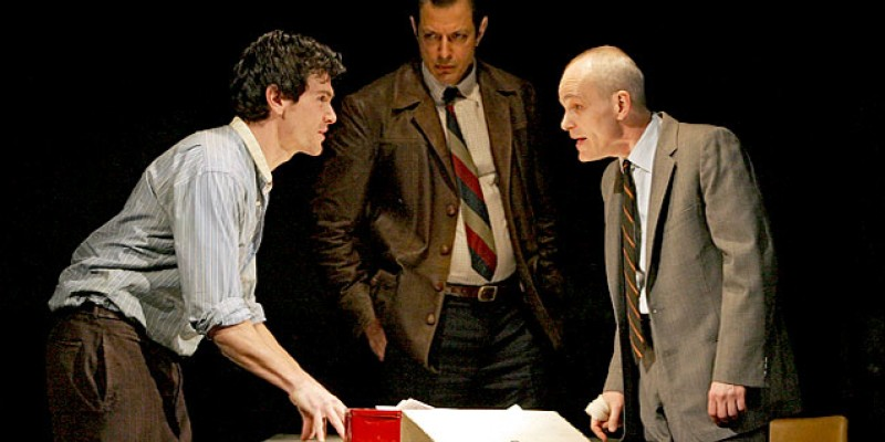 «The Pillowman» του Martin McDonagh
