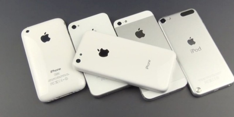 To «φτηνό» iPhone μπορεί να είναι ένα πλαστικό iPhone 5 σε διαφορετικά χρώματα