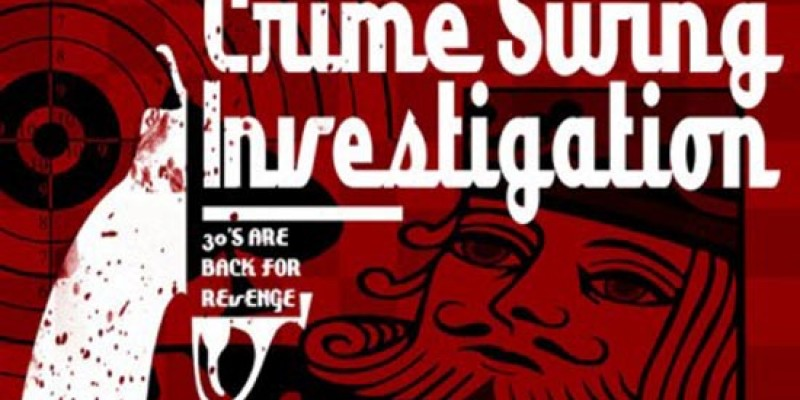 Crime Swing Investigation, live στo Faust