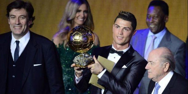 Cristiano... d'or