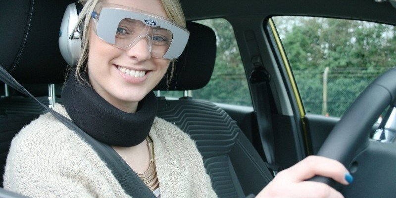 Ford «Drink Driving Suit»