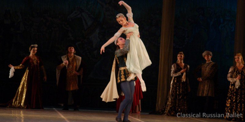 Classical Russian Ballet of Moscow στις 29 Απριλίου