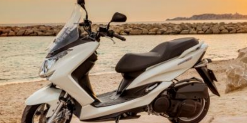 Νέο Yamaha «Majesty S»