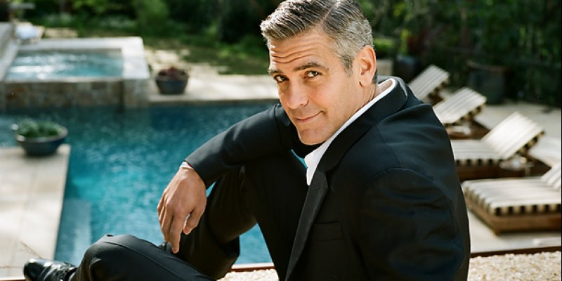 George Clooney... in Greece!