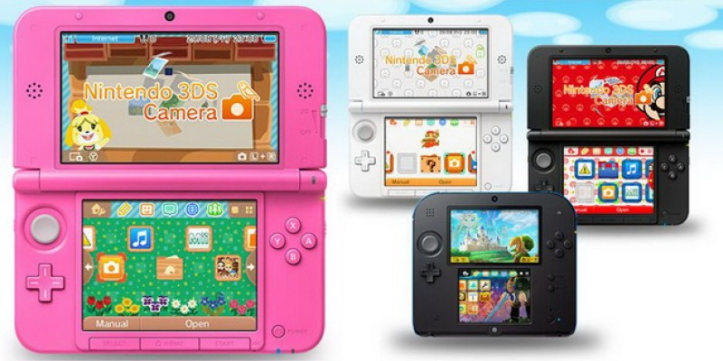 Home menu themes έρχονται στο Nintendo 3DS