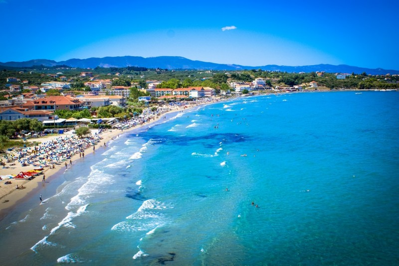 Alykanas Beach Hotel Zante Reviews